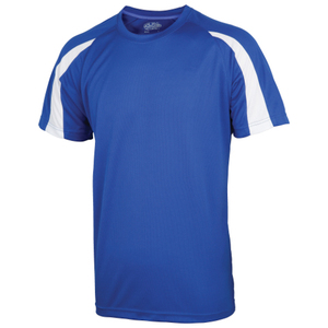 Royal White Micro Fibre T Shirt Image