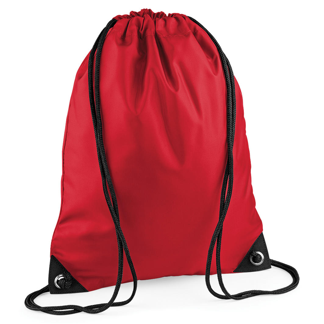 Red Drawstring Bags Image
