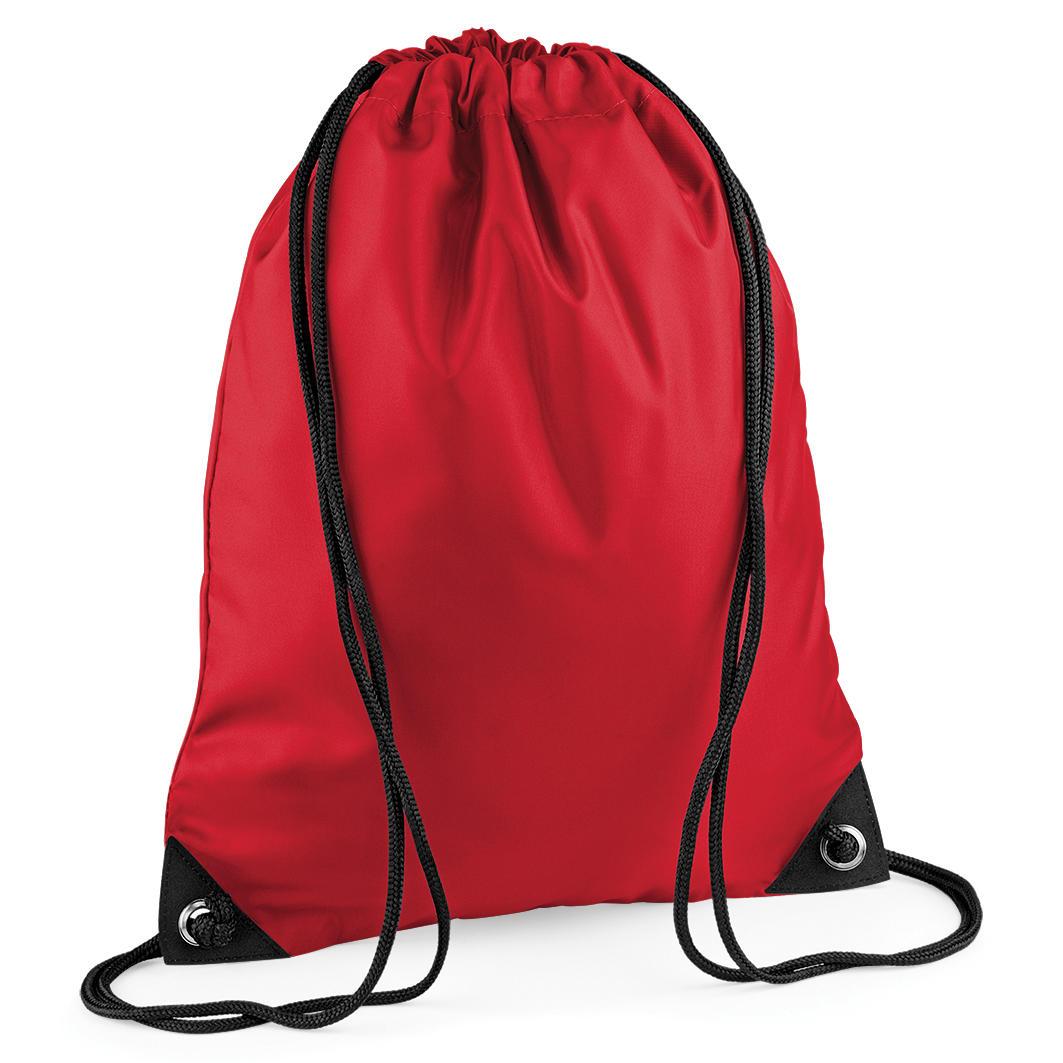 Red Drawstring Bags Image