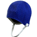 Retro Bubble Swim Cap