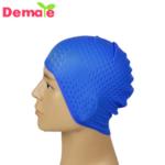 Super Elastic Silicone Swim Cap