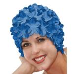 Vinatge Flower Swim Caps