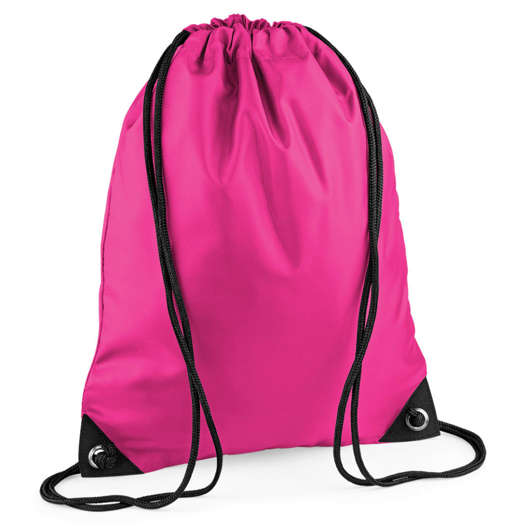 Swim School Drawstring Bags