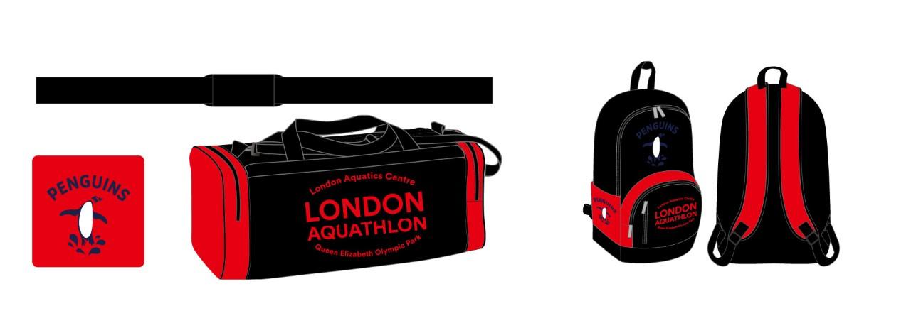 Selected Swim Team/Club Bags Image